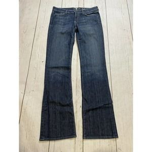 Seven 7 For All Mankind Jeans A Pocket, Boot Cut